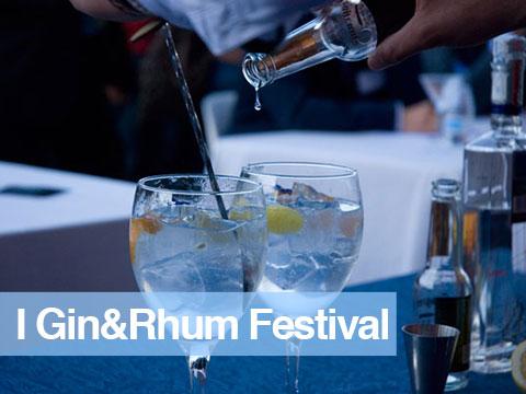 Gin&Rhum Festival en #SAPHA2017