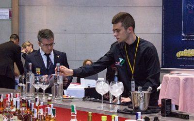 Pruebas de Inglés de los campeonatos de Aragón de Maîtres y Coctelería