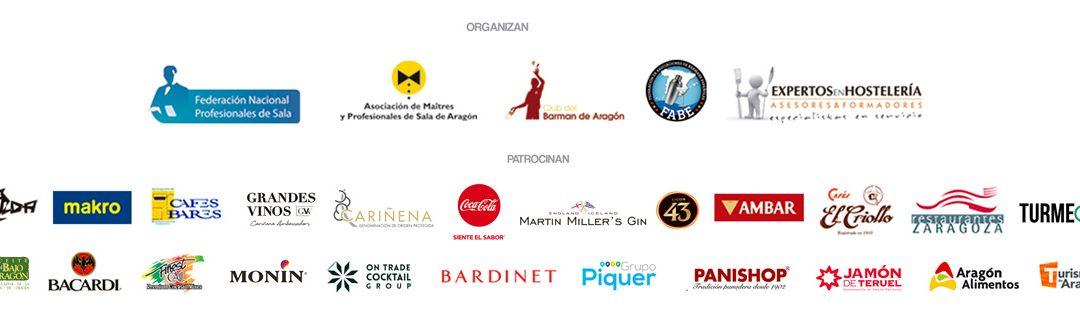 Organizadores y patrocinadores de SAPHA 2017