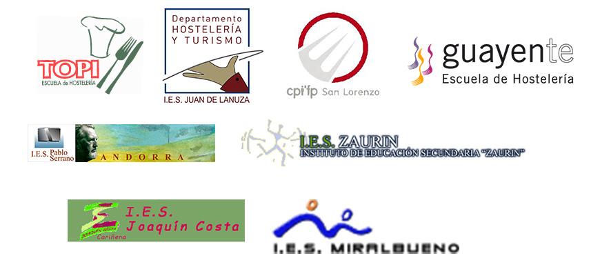 Las Escuelas de Hostelería y SAPHA 2017