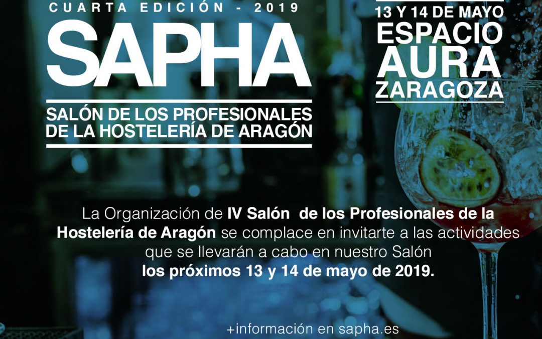 ¿Qué vas a encontrar en #SAPHA2019?