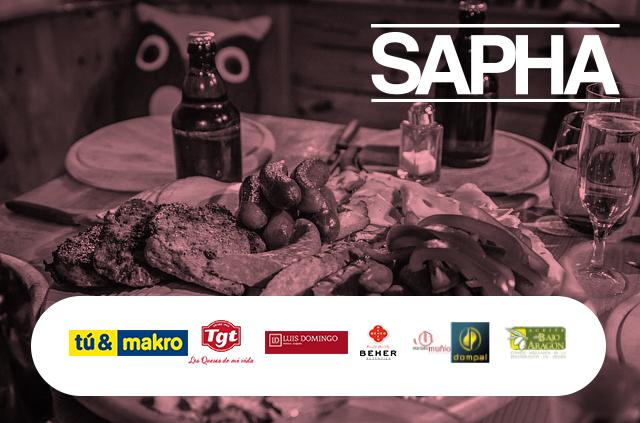 La Alimentación y #SAPHA2019