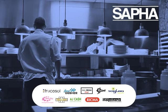 #SAPHA2019: Electrodomésticos y pequeña maquinaria para la hostelería