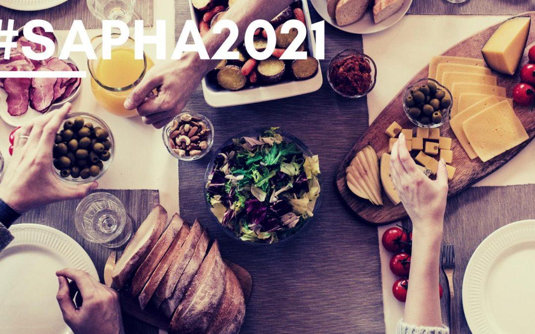 La Alimentación y #SAPHA2021