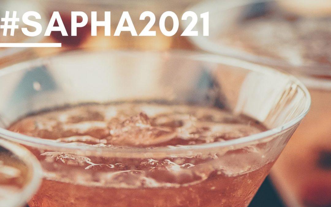 La Coctelería y #SAPHA 2021