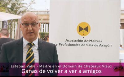 ENTREVISTA ESTEBAN VALLE #SAPHA2021