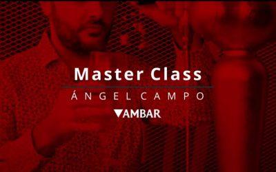 Master Class – Angel Campo en #SAPHA2021
